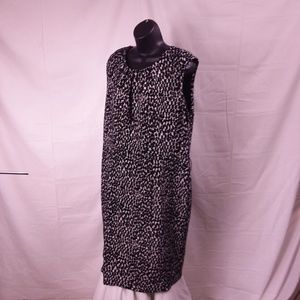Dana Buchman Womens Size 16 W Sleeveless Dress